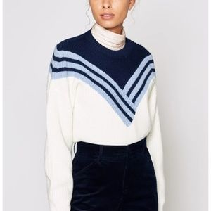 JOIE TILLANA Merino Wool Sweater